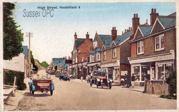 Heathfield - High Street