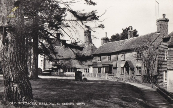 Hellingly - Old Cottages