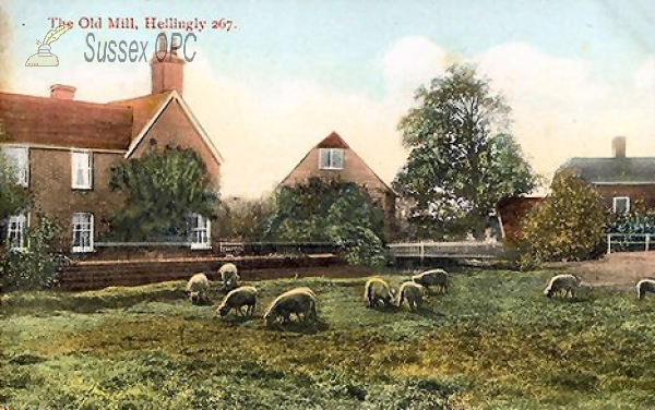 Image of Hellingly - The Old Mill
