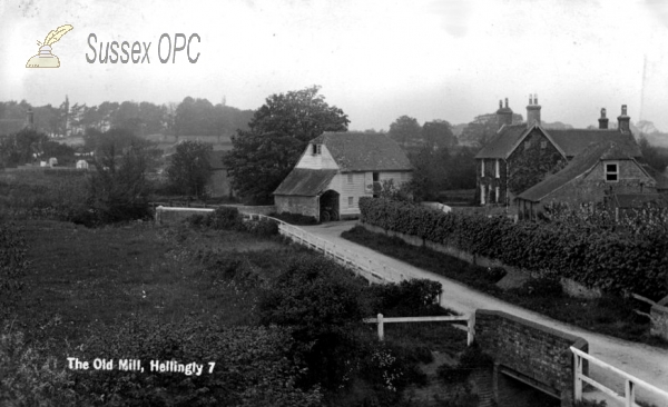 Hellingly - The Old Mill