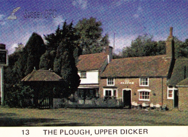 Upper Dicker - The Plough