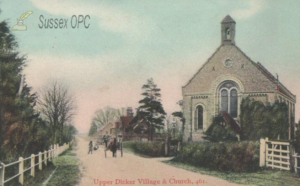 Upper Dicker - Holy Trinity Church