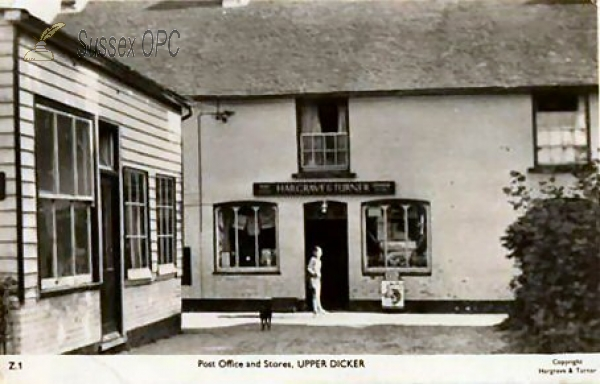 Image of Upper Dicker - Post Office & Stores
