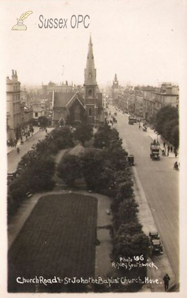 Image of Hove - Church Road (St John the Baptist Church)