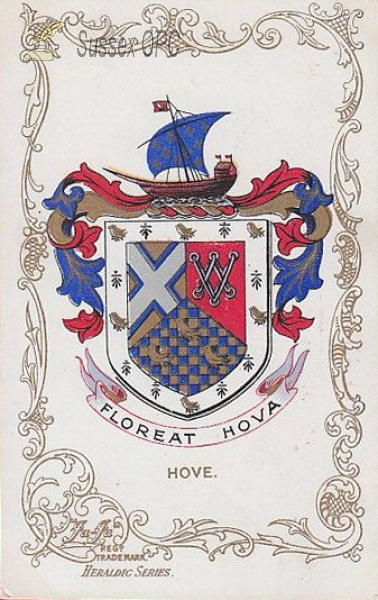 Hove - Coat of Arms