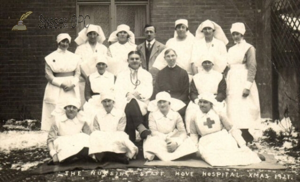 Hove - Hospital (Nursing Staff)