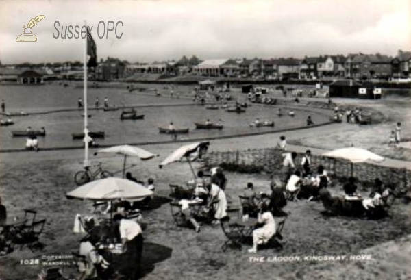 Hove - The Lagoon, Kingsway