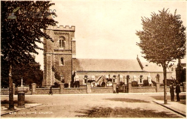 Image of Hove - St Andrew's Old Parish Church