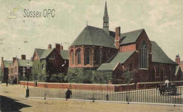 Image of Hove - St Barnabas Church