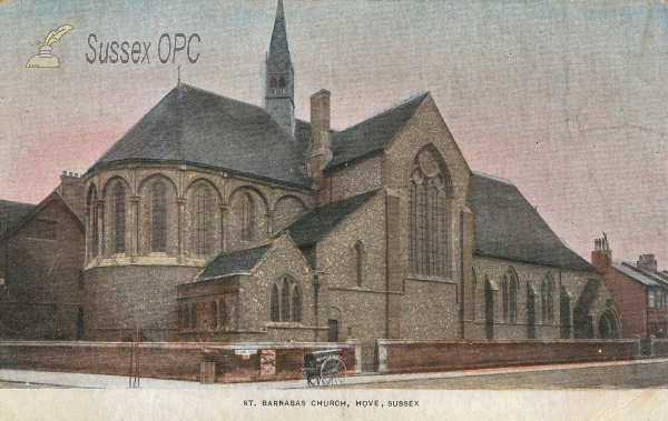 Image of Hove - St Barnabas