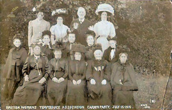 Hove - British Womens Temperance Association Garden Party