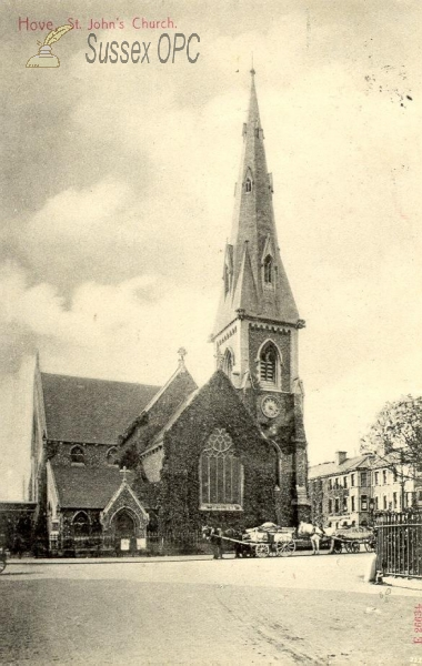 Image of Hove - St John the Baptist Church