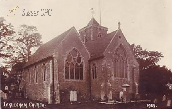 Image of Icklesham - All Saints & St Nicholas Church