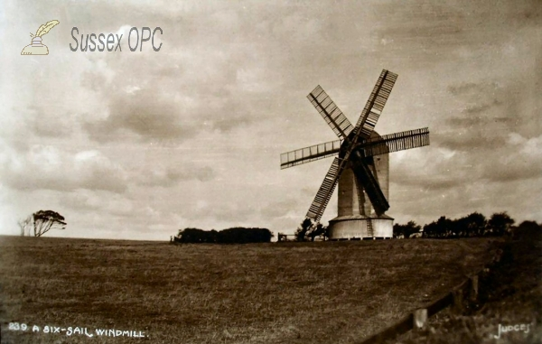 Kingston - Ashcombe Windmill