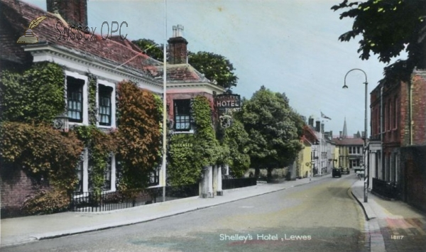Image of Lewes - Shelleys Hotel