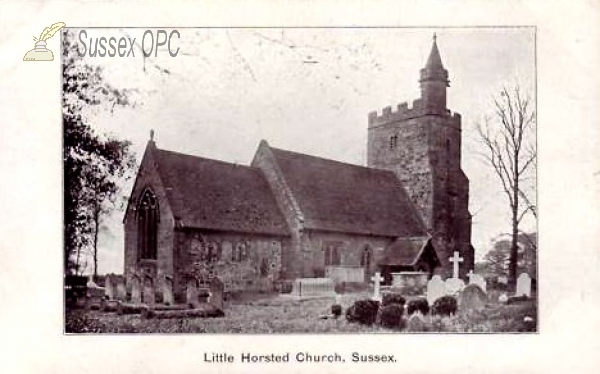 Image of Little Horsted - St Michael & All Angels Church
