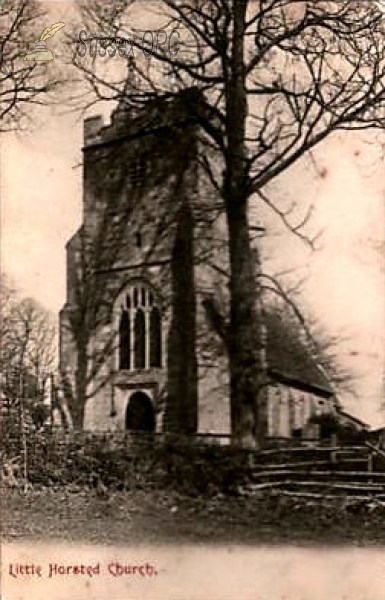 Image of Little Horsted - St Muchael & All Angels Church