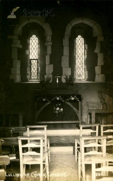 Image of Lullington - The Church (Interior)