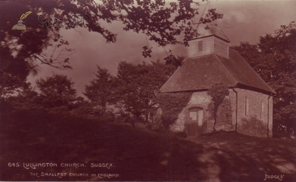 Lullington - The Church