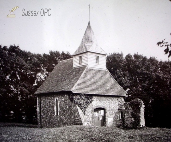 Image of Lullington - Church