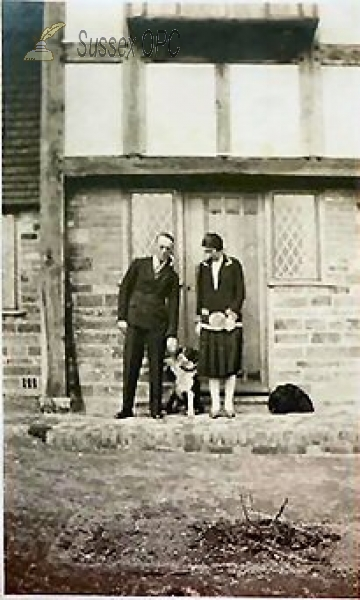 Nutley - Hill End Farm, Bert Sparks & Nellie Bish