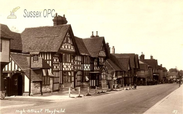 Image of Mayfield - High Street (without van)