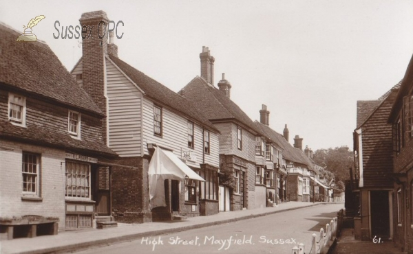 Mayfield - High Street