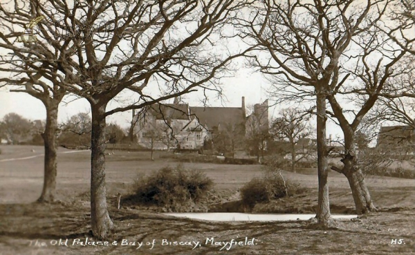 Mayfield - The Old Palace & Bay of Biscay