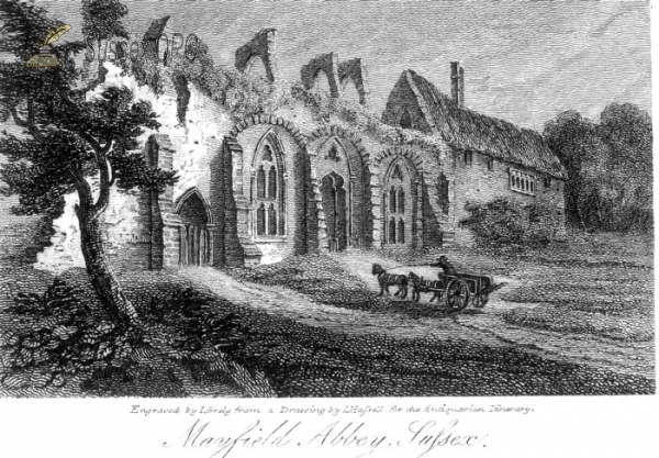 Mayfield - Mayfield Abbey