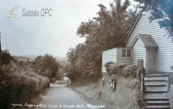 Mayfield - Coggins Mill Lane, Gospel Hall