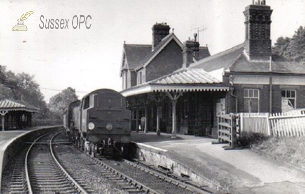 Mayfield - Railway Station