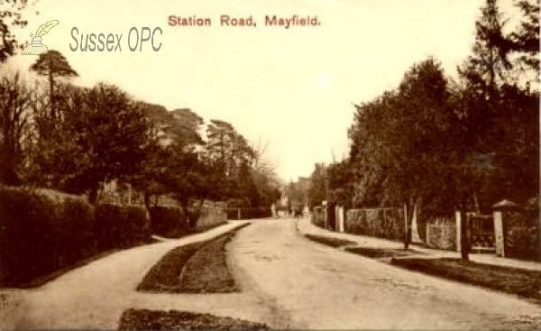 Mayfield - Station Road