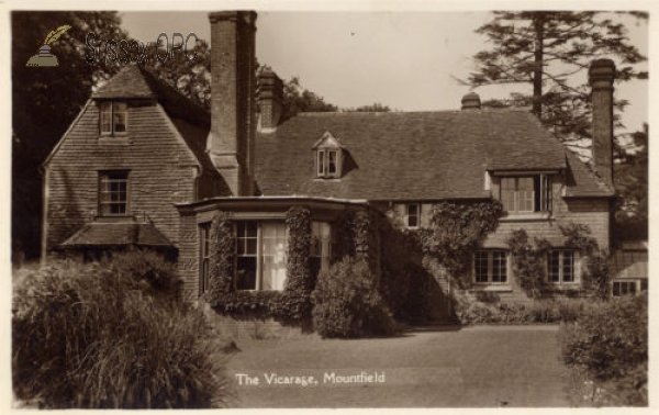Mountfield - The Vicarage