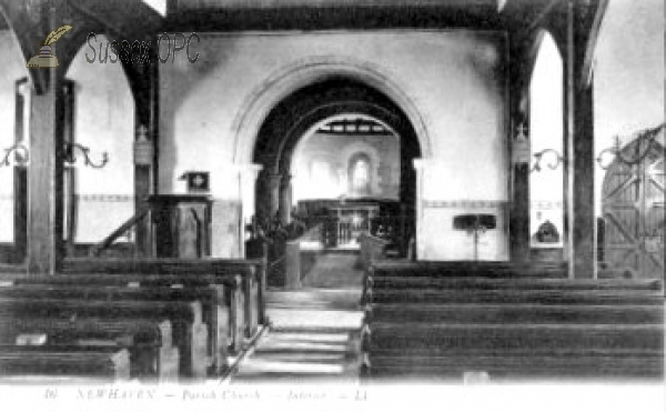 Newhaven - St Michael's Church (Interior)