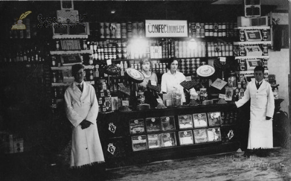 Image of Newhaven - Confectionery Counter