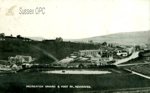 Newhaven - Recreation Ground & Fort Road