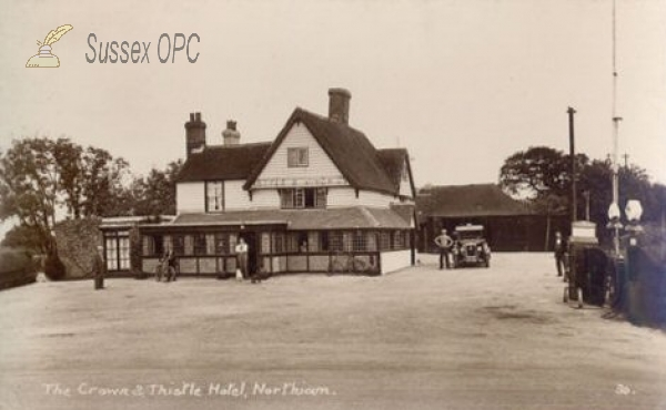 Northiam - Crown & Thistle Hotel