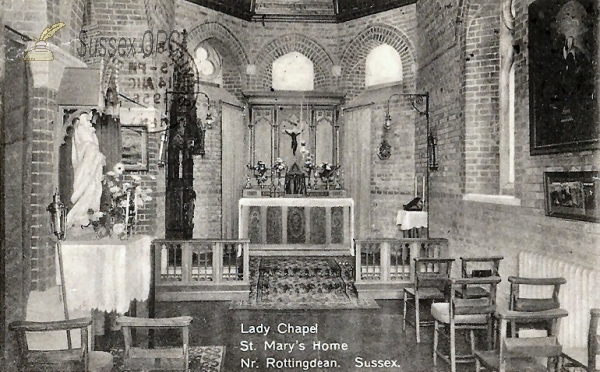 Ovingdean - St Mary's Home Chapel
