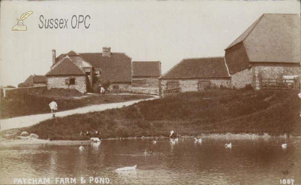 Patcham - Farm & POnd