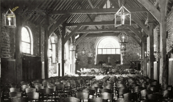 Patcham - Methodist Church (Interior)
