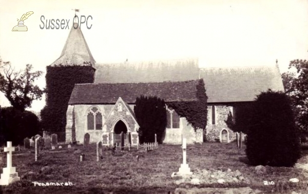 Peasmarsh - St Peter & St Paul's Church