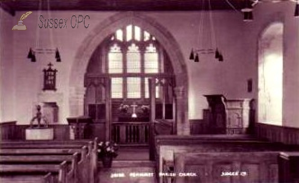 Image of Penhurst - St Michael's Church (Interior)