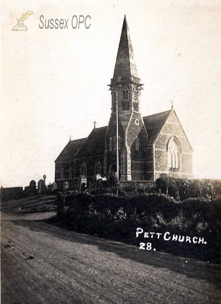 Image of Pett - St Mary & St Peter Church