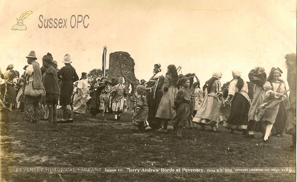 Image of Pevensey - Historical Pageant