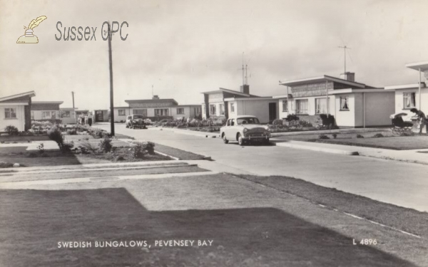 Pevensey Bay - Swedish Bungalows