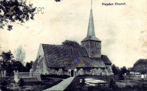 Image of Playden - St Michael's Church