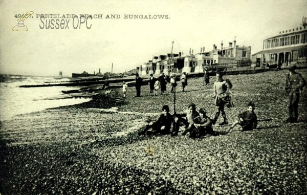 Portslade - Beach and Bungalows