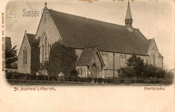 Portslade - St Andrew's Church