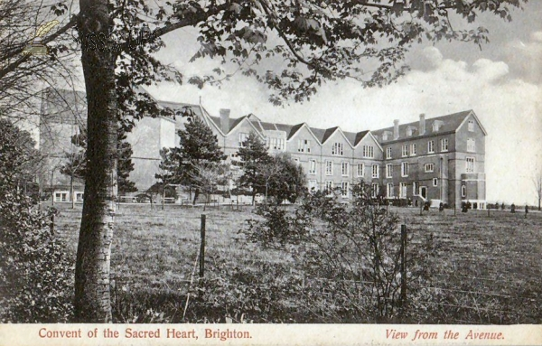 Preston - Convent of the Sacred Heart