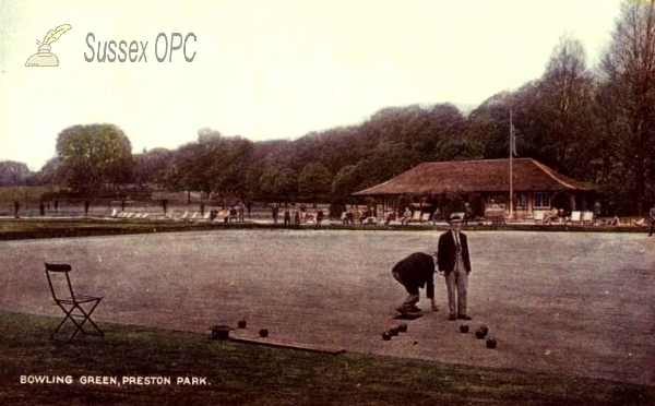 Image of Preston - Bowling Green in Preston Park